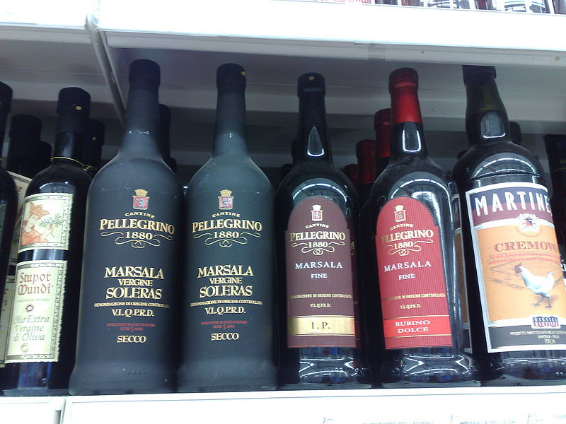 Marsala bottles by Dedda 71
