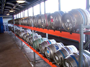 Real ale casks