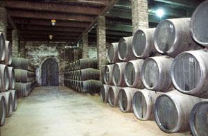 Sherry cellar