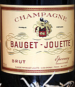 Champagne Bauget Jouette